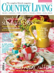 Country Living - August