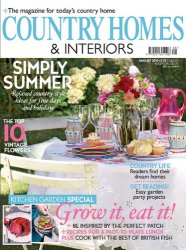 Country Homes & Interiors - August