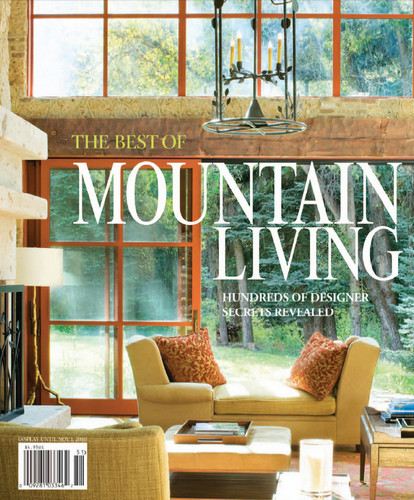 The Best of Mountain Living, 2010