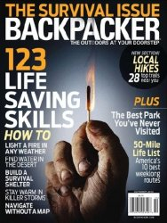 Backpacker - October 2010