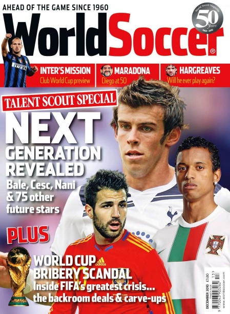 World Soccer Magazine (December 2010)