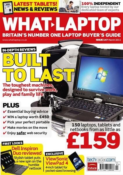 What Laptop - No.147 (March 2011)
