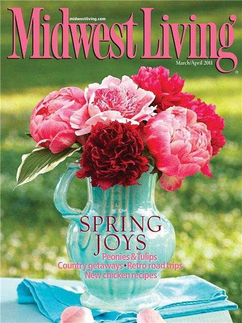Midwest Living - March/April 2011