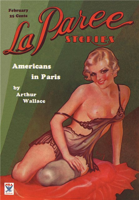 La Paree Stories Vol.5 No.2 (1934)
