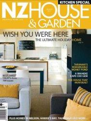NZ House & Garden - March