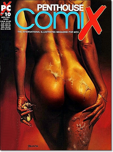 Penthouse ComiX - November/December (1995)