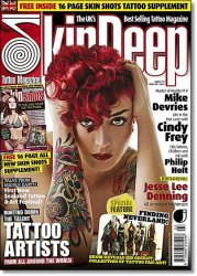 Skin Deep Tattoo Magazine - March