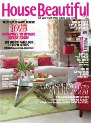 House Beautiful - April