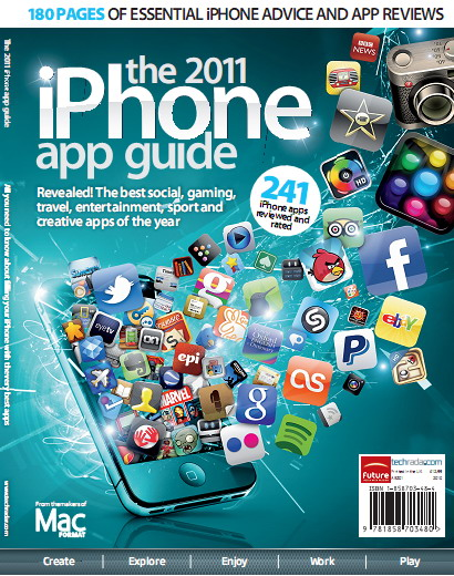 Mac Format - The 2011 Iphone App Guide
