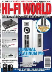 Hi-Fi World - April