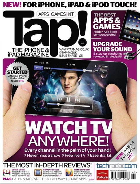 Tap! The iPhone and iPad Magazine №4 (April 2011)