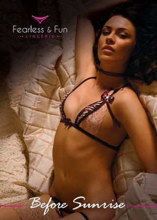 Fearless & Fun Lingerie Collection 2010-2011 PDF