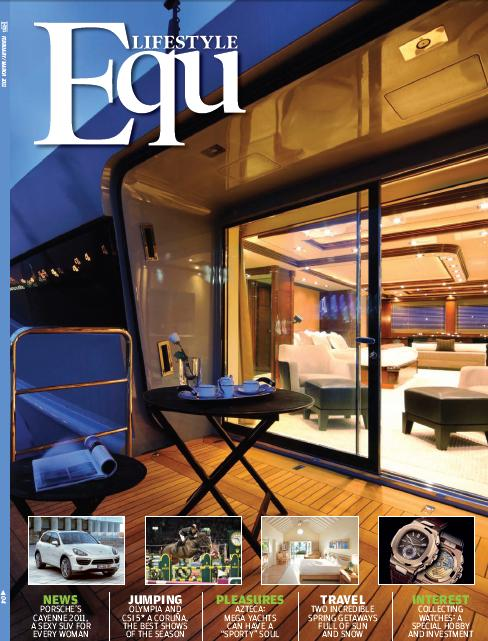 Equ Lifestyle February/March 2011