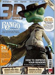 3D World - April 2011 (UK)