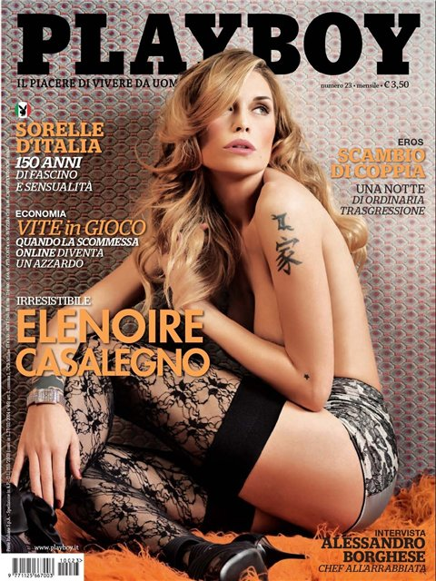 Playboy - №3 March 2011 (Italy)