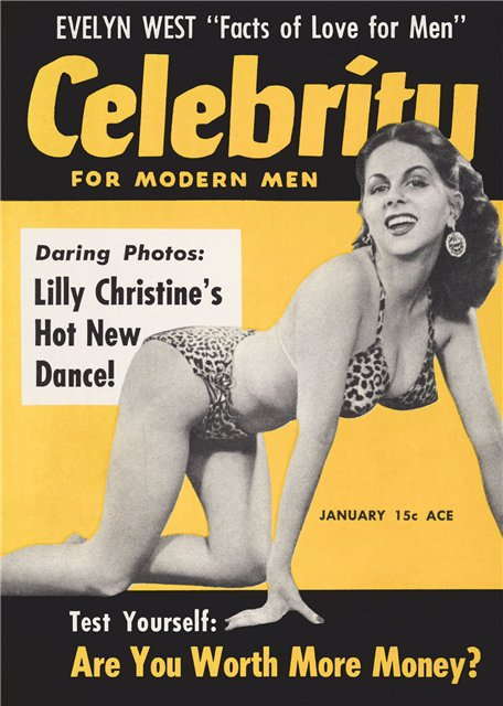 Celebrity Vol.4 No.3 (January 1956)