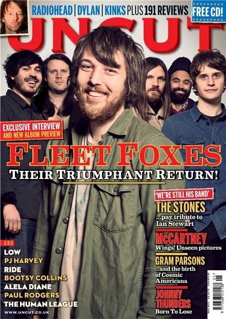 Uncut - May 2011