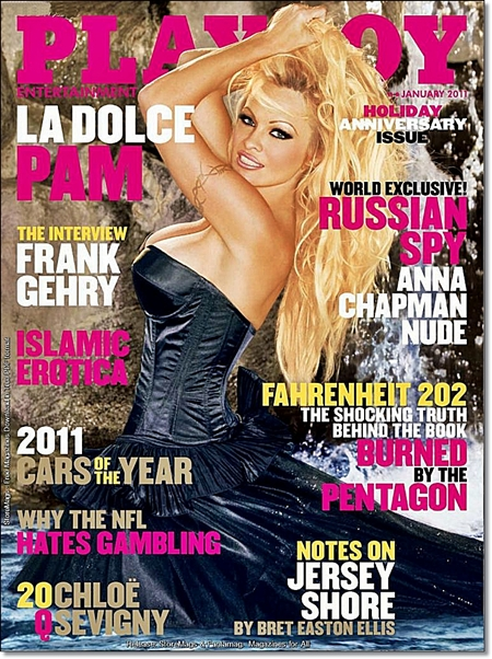 Playboy - №1 January 2011 (USA)