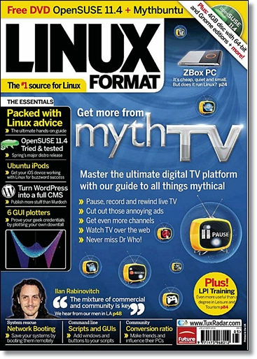 Linux Format - №5 (May 2011 / UK)