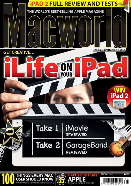 Macworld №5 (May 2011 / UK)