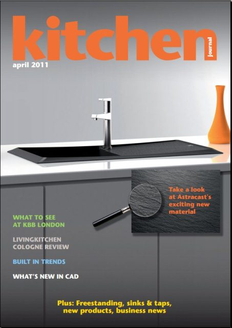 Kitchen Journal - April 2011
