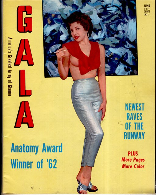 Gala Vol.12 No.3 (Jun 1962)