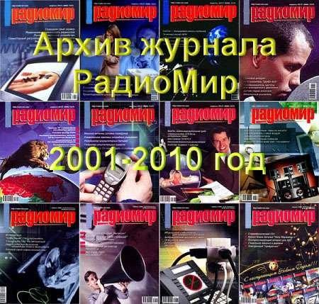 Архив журнала РадиоМир