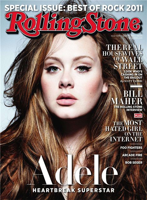 Rolling Stone - 28 April 2011 (US)